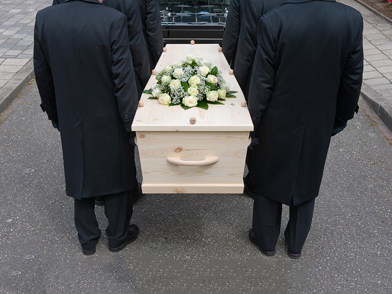 Hehir's Funeral Directors Repatriation photo