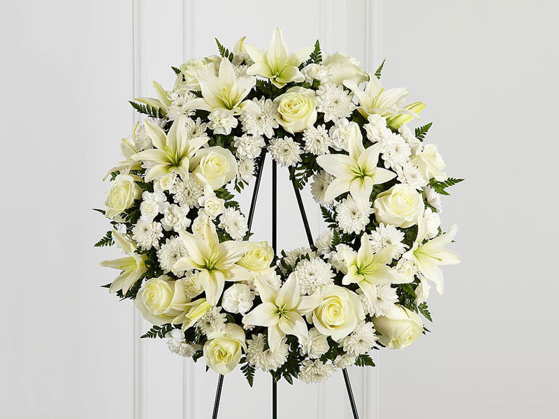 Hehir's Funeral Directors Wreaths & Flowers photo